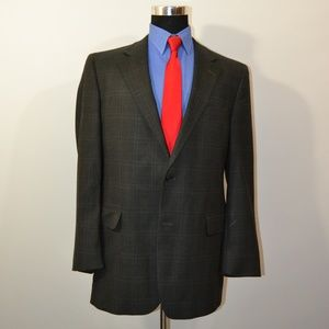 Jos. A. Bank Suits & Blazers - Jos A Bank 42L Sport Coat Blazer Suit Jacket Dark